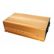 Feszültség átalakító inverter Solartronics Gold 24v-230v 2500 Watt