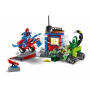 LEGO Juniors 10754 Spider-Man protiv Scorpiona: ulični obračun
