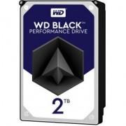 Western Digital WD HDD 3.5 2TB S-ATA3 64MB WD2003FZEX Black