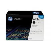 HP Color LaserJet CP4005 Black Cartridge Contains one Color LaserJet CP4005 black print cartridge with an average yield of 7,500 pages