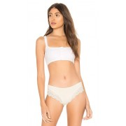 Free People Remi Soft Bra in White. - size XS (also in L,M,S)