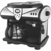 Espressor Studio Casa New Delicia Combi 15 bar 2 in 1 espressor de cafea si un filtru de cafea 1850 W timer Negru