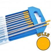 Wolfram elektróda WL15 arany - Ø 4.0 x 175 mm