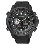 Ceas barbatesc Citizen Eco-Drive Promaster Sky GMT JZ1065-05E 46 mm 200M