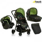Бебешка комбинирана количка - London Trio Set Cros, Hauck, 335024