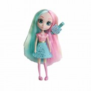 """Shibajuku Girls Shiba-Cuties Shizuka Version 2 Mini Fashion Doll, Multicolor, 6"""""""