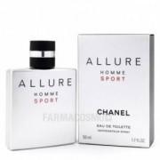 Chanel Allure homme sport - eau de toilette uomo 50 ml vapo