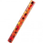 Nino Percussion NINO-SRS1-L 24-Inch Large Synthetic Rainstick, Sunshine Finish