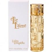 Lolita Lempicka Elle L'aime eau de parfum pentru femei 80 ml