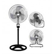 "Casey Blutech 3-In-1 Industrial Fan 18"", High"