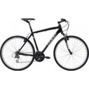 Bicicleta Trekking FELT QX60 M negru mat