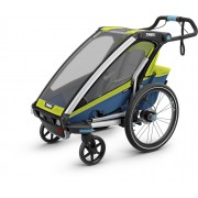 Thule Chariot Sport1, Chartreuse