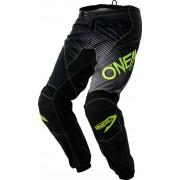 Oneal O´Neal Element Racewear 2018 Pantalones Negro Amarillo 40