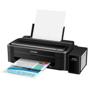 Imprimanta inkjet color CISS Epson L310, A4, viteza max 33ppm alb-negru, 15ppm color, rezolutie printer 5760x1440dpi, USB 2.0