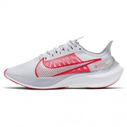 Nike Zoom Gravity- Tenis para Correr para Mujer, Color Pure Platinum/White-Red Orbit, 6.5