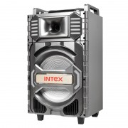 Boxa Sistem Audio Portabil 100W cu Bluetooth, Microfon, Telecomanda, Radio FM, AUX, USB, Micro SD, Intex IT-TSP 1280BT