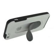 Husa Protectie Spate Blautel CPSON5 4-OK alb/negru pentru Apple iPhone 5