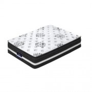 Giselle Bedding King Single Size Mattress Bed COOL GEL Memory Foam Euro Top Pocket Spring 34cm
