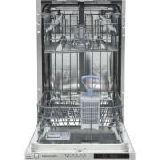 Masina de spalat vase Heinner incorporabila HDW-BI4506A++, 10 seturi, 6 programe, Control electronic, Display LED, Incarcare la jumatate, 45 cm, Clasa A++, Alb