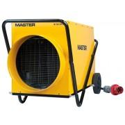 MASTER Ipari Hordozható elektromos hőlégfúvó B 30 beépített szobatermosztáttal( légvezető cső csatlakozással)