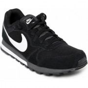 Nike Md Runner 2 Black Men'S Running Shoes
