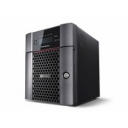 Buffalo TeraStation 5410DN NAS, 16TB (4 x 4TB), max. 32TB, Annapurna Labs AL314 1.70GHz, USB 3.0, Negro ― Incluye Discos