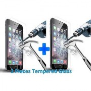 Two Pieces Tempered Glass Screen Protectors Lenovo K8