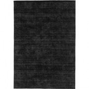 Fabula Living Loke vloerkleed 170x240 charcoal