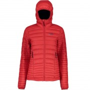 Maloja Women Jacket NeapelM. Lightweight Down red poppy