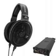 Pachete PROMO Casti si AMP - Sennheiser - HD 660 S + iFi Micro iDSD Black