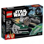 LEGO Star Wars Yodar's Jedi Starfighter 75168 Building Kit (262 Pieces)
