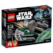 LEGO Star Wars Yodar's Jedi Starfighter 75168 Building Kit (262 Pieces)