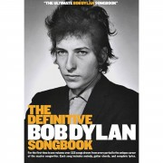 Wise Publications The Definitive Bob Dylan Songbook