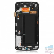 Ecran Samsung Galaxy S6 Edge G925 Cu Touchscreen Si Rama Original Albastru