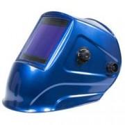 Masca de sudura 4 senzori filtru LCD mare 100x93mm SUDWH9801 Shiny Blue