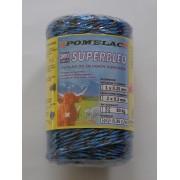 Plecionka Superbleu niebieska 200m