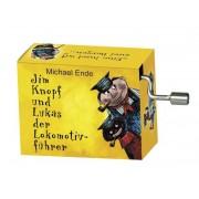 Cutiuta muzicala flasneta, Fridolin, Jim Knopf galben