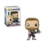 MARVEL Figura FUNKO Pop Marvel Avengers Endgame Thor Team Suit