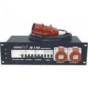 EuroLite 19 power distributor 9x Eurolite SB-1100 3 U