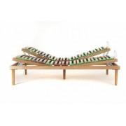 Somiera Rabatabila pat RUR1 160x190xh35 din lemn fag stratificat