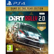 Dirt rally 2.0 Game of the Year Edition (GOTY) PS4