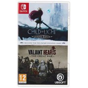 Ubisoft Child of Light & Valiant Hearts Double Pack Nintendo Switch Game