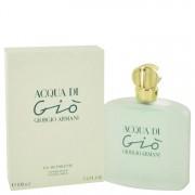Acqua Di Gio Eau De Toilette Spray By Giorgio Armani 3.3 oz Eau De Toilette Spray