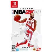 T2 NBA 2K21 Standard Edition Nintendo Switch