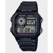 Casio Ae-1200 Series Watch Black