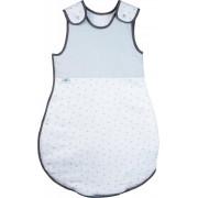 Sac de dormit bebe pentru iarna 0-6 luni, 100 bumbac, model Exclusive