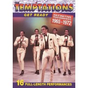 The Temptations: Get Ready - Definitive Performances 1965-1972 [DVD]