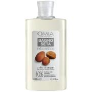 Omia - bagno seta olio di argan - bagnoschiuma 400 ml