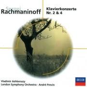 S. Rachmaninov - Piano Concertos2&4 (0028946672723) (1 CD)