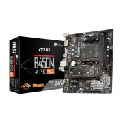 MB, MSI B450M-A PRO MAX /AMD B450/ DDR4/ AM4 (911-7C52-002)